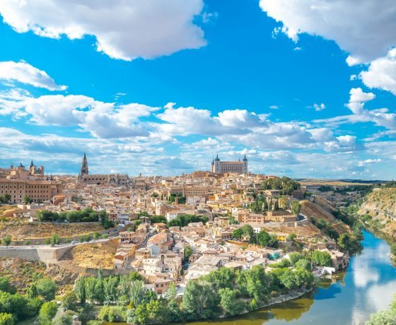 Toledo vista panoramica tour andalusia