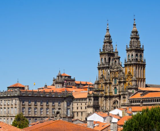 cattedrale di santiago de compostela